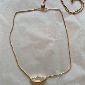 Kendra Scott MOP necklace